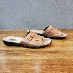 Clarks Leather Sandal